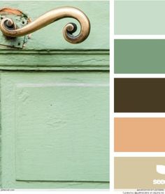 Color Palettes-love these!
