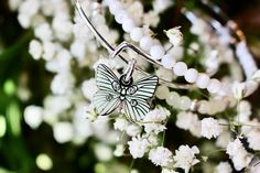 Add some spring to your stack with this Butterfly Bangle Set of 3! ALEX AND ANI bracelet adorned with Swarovski crystal!