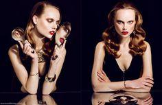 """Miroir, mon beau miroir…"" by Anthony Arquier for Oob magazine"