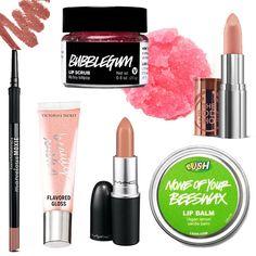 Beauty at the VMAs: Smokey Eye + Nude Lip