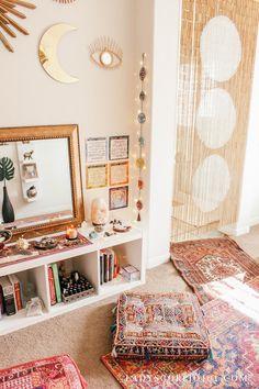 chakra magic wall hanging decor