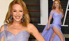 Kylie Minogue flashe