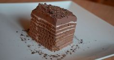 z Bebe a další prima recepty Gateaux Cake, No Bake Cake, Vanilla Cake, Cheesecake, Deserts, Dessert Recipes, Food And Drink, Cooking Recipes, Ale
