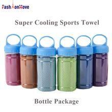 Cooling Towel Cooling Towels Bottle Packaging Towel