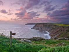 Port Mulgrave at sunrise  14 pictures of Yorkshire that are so beautiful it hurts  - countryliving.co.uk