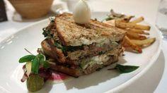 SOUTH DAKOTA -- Pheasant Sandwich from Pheasant Restaurant and Lounge