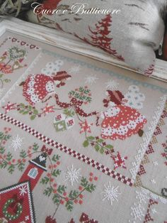 christmas in quilt 4