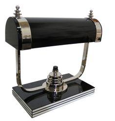 Streamline American Art Deco Markel Desk Lamp