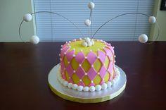 Wanda's Birthday Cake | Flickr - Photo Sharing!