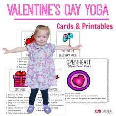 Valentine's Day Yoga Cover Valentines Day Activities, Valentines Day Party, Valentine Crafts, Converse With Heart, Gross Motor, Elementary Schools, Delivery, Kids Rugs, Yoga