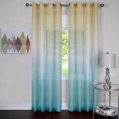 Rainbow Single Grommet Curtain Panel - Walmart.com