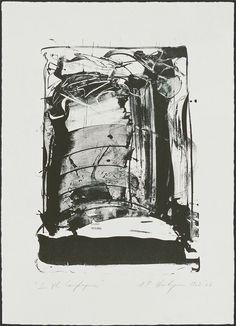 Grace Hartigan,The Archaics: In The Campagna,1966