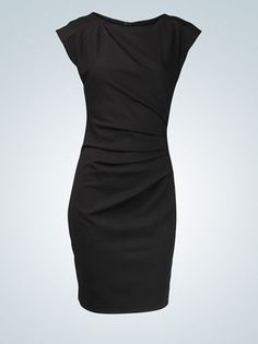 LBD you can wear for a decade... reminds me of my homecoming dress!
