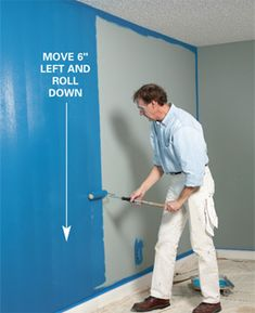 Painting tips from a veteran paint contractor with 30+ years of practice.