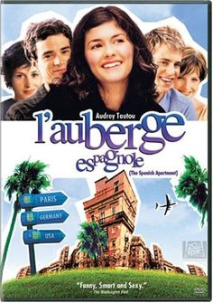 Xavier is a strait-laced French college senior who moves to Barcelona as part of a student exchange program, much to the dismay of his beautiful girlfriend. But sharing cramped quarters with students from all over Europe quickly leads to multi-cultural chaos as Xavier gets an eye-opening lesson on how to live, love, laugh and party. DVD 339