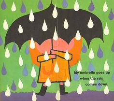The UP and DOWN book - Mary Blair, 1964