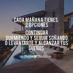 No photo description available. Inspirational Phrases, Motivational Phrases, Inspiring Quotes, Mentor Of The Billion, Words Quotes, Life Quotes, Millionaire Quotes, More Than Words, Spanish Quotes