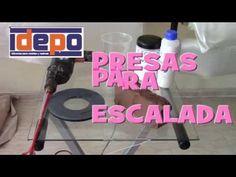 (1) PRESAS DE ESCALADA - YouTube