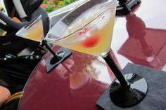 Birthday Cake Martini - Vanilla Vodka, Frangelico, Pineapple Juice