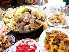 台東美食小吃‧阿明現宰羊肉From大台灣旅遊網