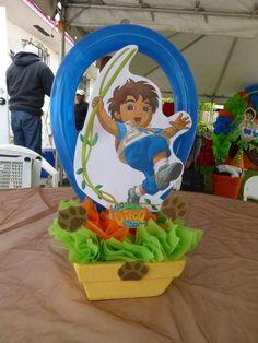 Go Diego Go Birthday Party Ideas | Photo 51 of 60 | Catch My Party