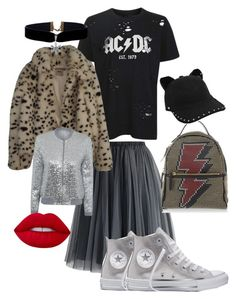 Designer Clothes, Shoes & Bags for Women Karl Lagerfeld, Mood Boards, Lime Crime, Asos, Converse, Topshop, Polyvore, Stuff To Buy, Outfits