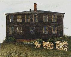 jamie wyeth watercolors - Google Search