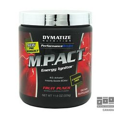 Dymatize Performance Driven M.P.ACT Caffeine Free
