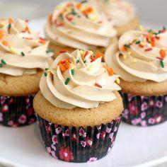 Dulce de Leche Cupcakes!