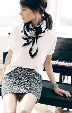 125 Catchiest Scarf Trends for Women in 2017 - Fazhion