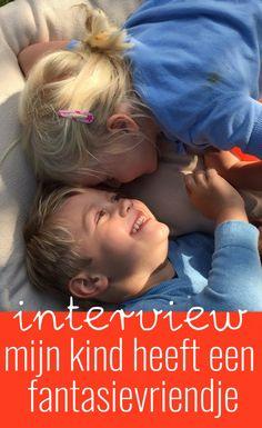 Hoe is het voor een ouder om een kind met een fantasievriendje te hebben en wat kun je als leerkracht of school nou het beste doen?