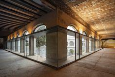 35 Obras de Arquitectura Españolas nominadas al premio MIES VAN DER ROHE 2015