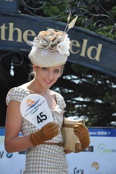 Fashions on the Field at Mornington 2013