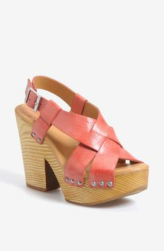 Kork-Ease Constance Sandal available at Nordstrom/love these too in coral!!