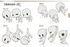Dibujo ~ Posturas chibi