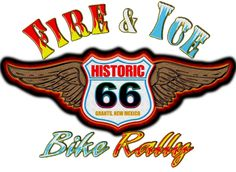 Grants, New Mexico - July 18-21, 2013: Fire and Ice Bike Rally
