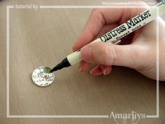 Amarilys's Scrappy Corner: friday...polymer clay tutorial
