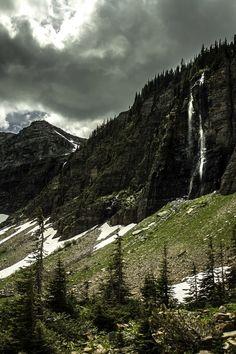 Stoney Indian Pass, Glacier National Park, MT