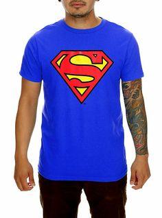 DC Comics Superman Logo T-Shirt | Hot Topic