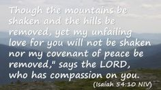 His love is unfailing. - http://blog.peacebewithu.com/his-love-is-unfailing/