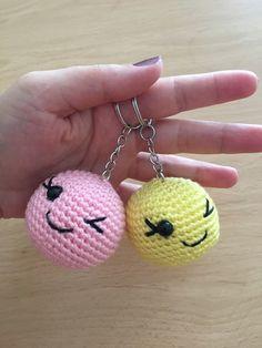 Image gallery – Page 723883340084876596 – Artofit Crochet Patterns Amigurumi, Crochet Dolls, Knit Crochet, Crochet Keychain, Crochet Bookmarks, Crochet Crafts, Crochet Projects, Small Gifts For Girlfriend, Pikachu Crochet