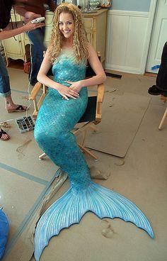 Ideas Body Design Mermaid Hair Costume Tails Full