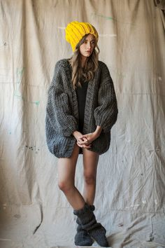 The Cardigan by i love my mittens