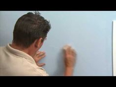 Video: how to repair Dings, cracks or scratches on walls....