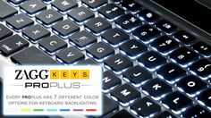 ZAGGkeys | Ultra Slim Keyboard Cases For Apple iPad 2, 3 & 4 by ZAGG