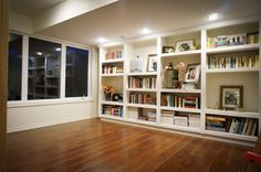 Library, home, Edmonton Restoration Hardware, Country Living, Custom Homes, French Country, Bookcase, Shelves, House, Home Decor, Shelving