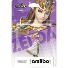 Zelda Super Smash Bros Series Amiibo (Nintendo Wii U or 3DS)