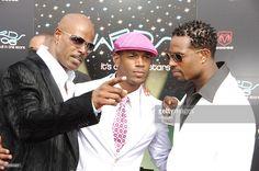 Keenen Ivory Wayans, Marlon Wayans and Shawn Wayans