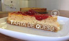 Tarta de Queso | Recetas Clean Eating | FitFood
