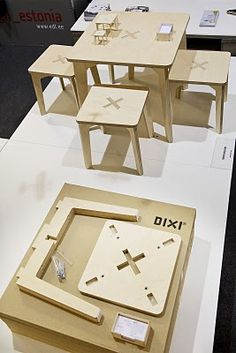 CNC furniture…